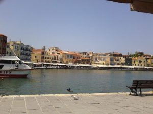Chania, Crete Pic credits Eri Mihelaki
