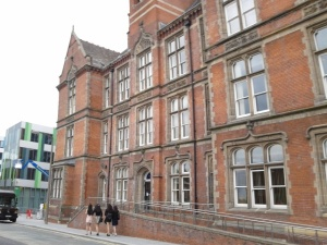 Sheffield University ( Department of Music)