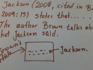 black and Jackson